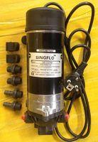 Насос диафрагменный самовсасывающий Singflo DP-120M 220V