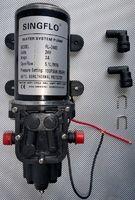 Насос диафрагменный самовсасывающий FL-3403 24V