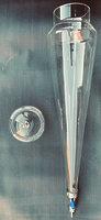 Колба стеклянная для сока 4.5л с крышкой и краником