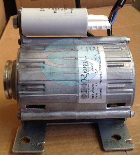 Двигатель переменного тока RPM, арт. С013703, однофазный, асинхронный