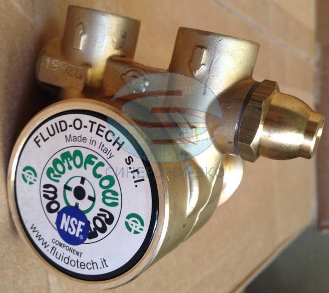 Насос роторный Fluid-O-Tech, модель PA3501